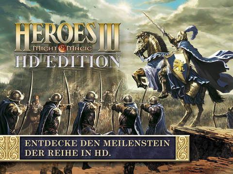 Heroes of Might and Magic III - HD Edition iOS Screenshots