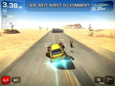 Zombie Highway 2 iOS