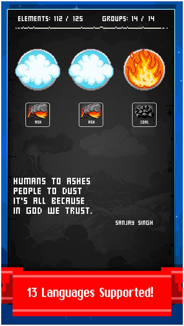 Screenshot 5 Doodle God: 8-bit Mania