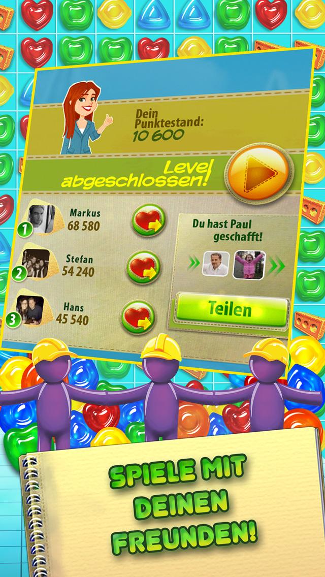 Gummy Drop Big Fish Games Inc App