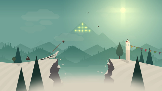 Alto's Adventure Apple TV iOS