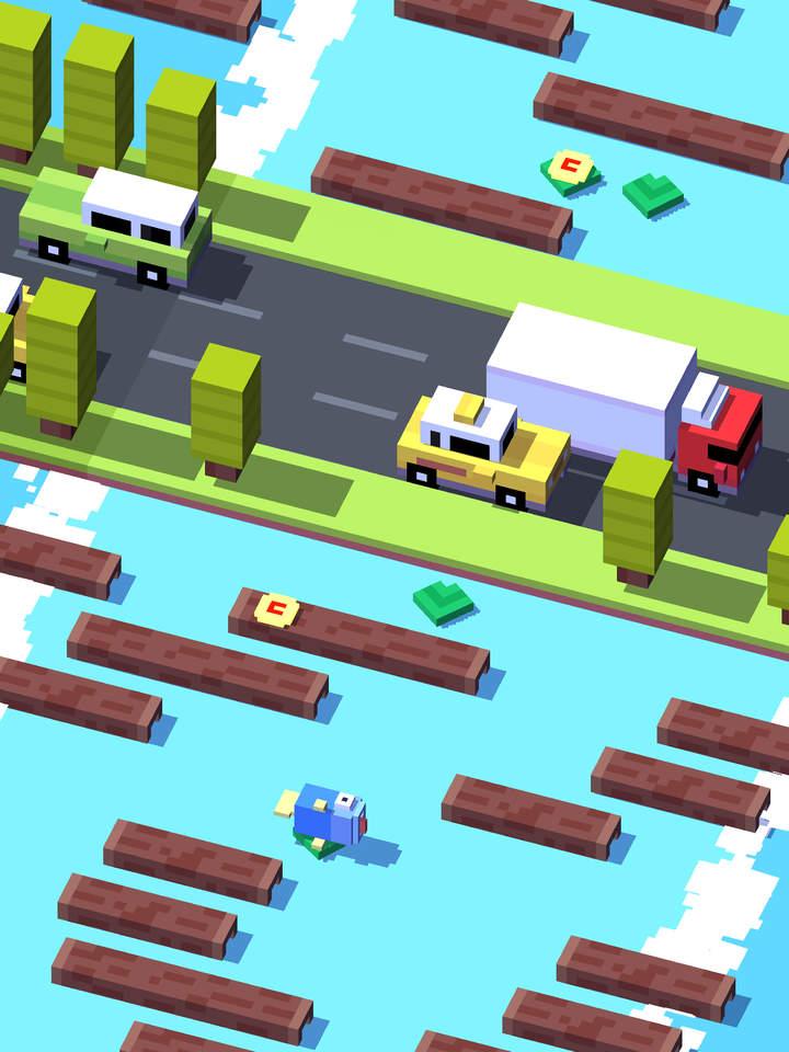 Crossy Road  Bild