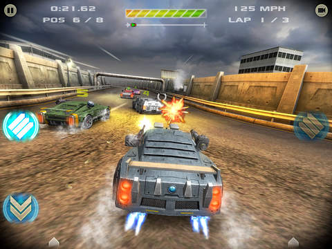 Battle Riders Screenshot