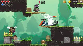 Sword Of Xolan iOS Screenshots