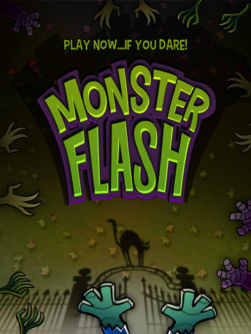 Monster Flash iOS Screenshots