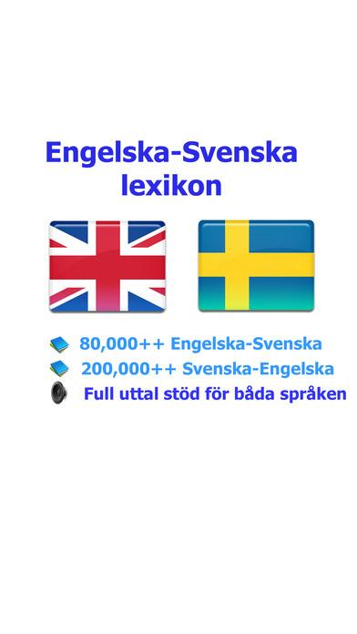svensk engelska