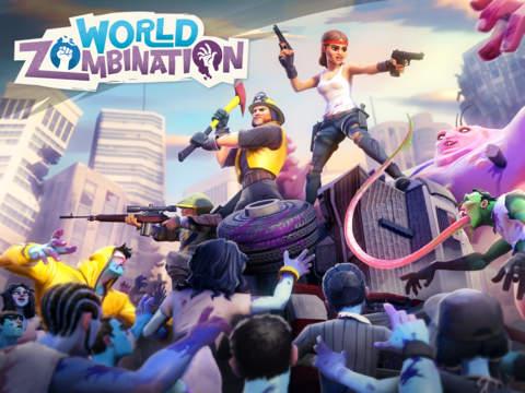 World Zombination iOS Screenshots