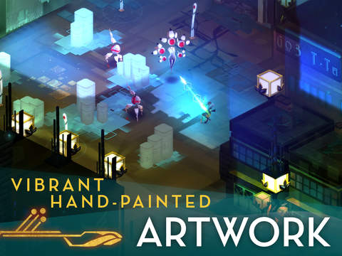 Screenshot 4 Transistor