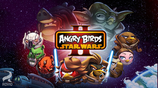 Angry Birds Star Wars II iOS Screenshots