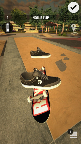 Skater iPhone