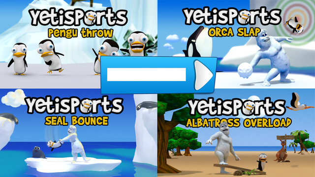 Yetisports Collection 1 iOS