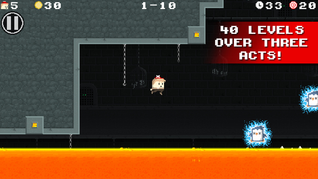 Owen's Odyssey iOS
