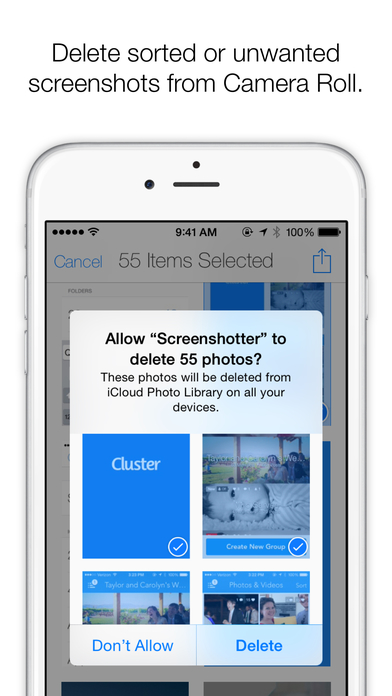 Screenshotter - Organize and manage your screenshots Screenshot