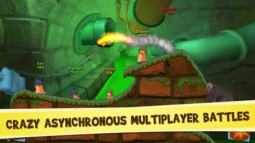 Worms™ 3 Screenshot