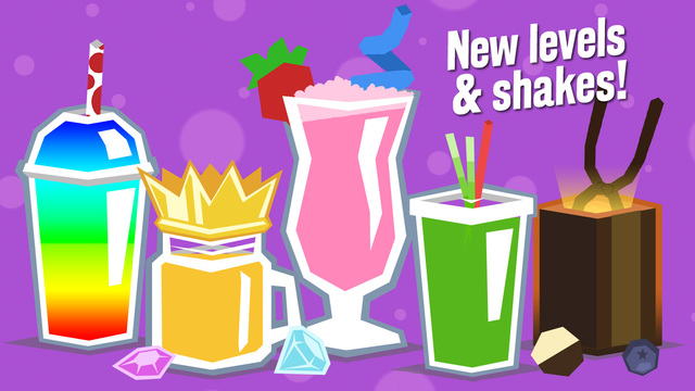 Slide the Shakes iOS