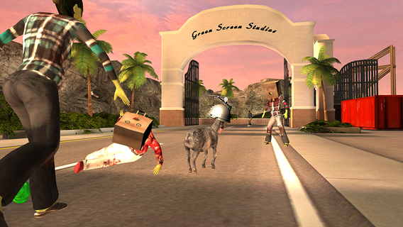Goat Simulator GoatZ iPhone iPad