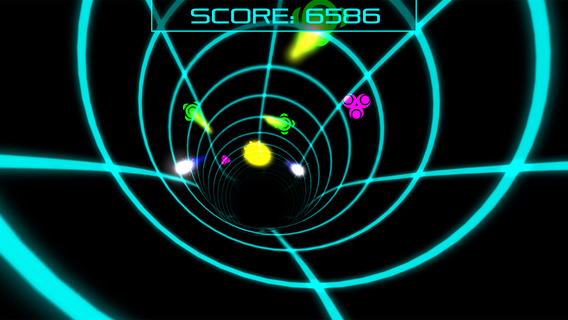 Warpspeed Infinity iPhone iPad