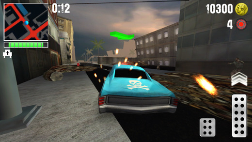 Omega Drive Screenshot