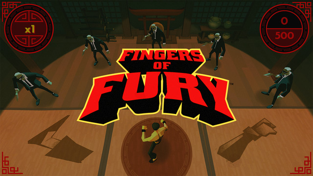 Fingers of Fury Trucchi