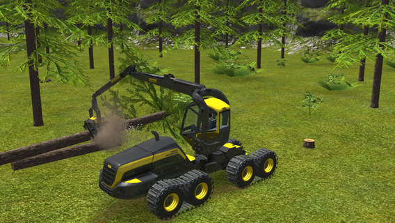 Farming Simulator 16 iPhone iPad