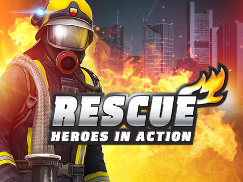 RESCUE: Heroes in Action iOS Screenshots