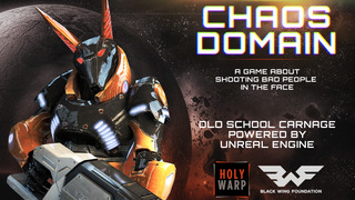 Chaos Domain iOS Screenshots