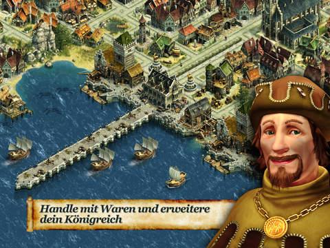 ANNO: Erschaffe ein Königreich iOS