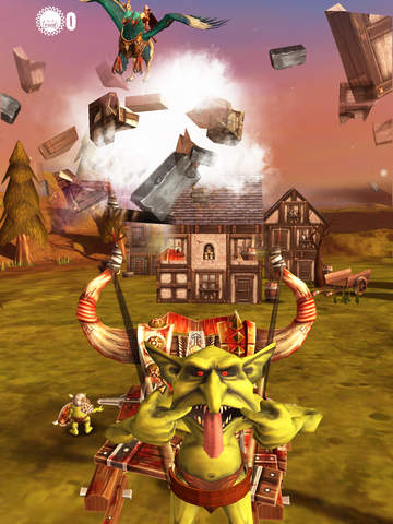 Warhammer: Snotling Fling iPhone iPad