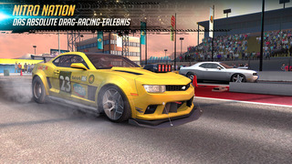 Nitro Nation Online iOS Screenshots