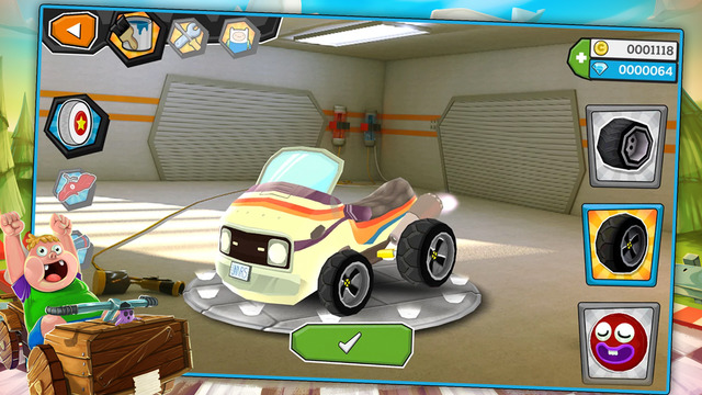 Formula Cartoon All-Stars' voor iPhone, iPod touch en iPad in de App ...