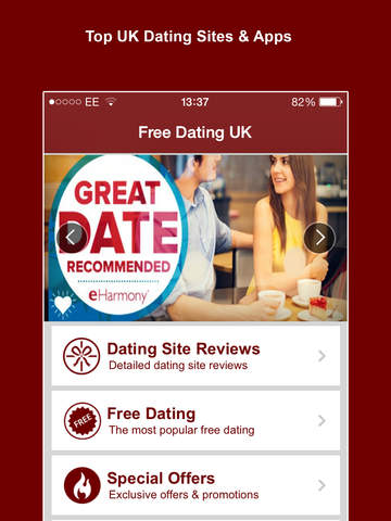 Best dating sites late 30s uk