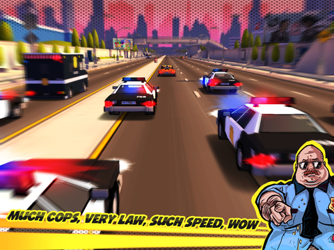 Adrenaline Rush Miami Drive iOS