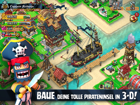 Plunder Pirates iPhone iPad