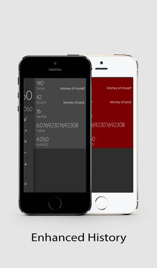 Speech Calculator Pro Screenshot