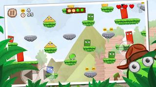 Bubble Blast Adventure iOS Screenshots