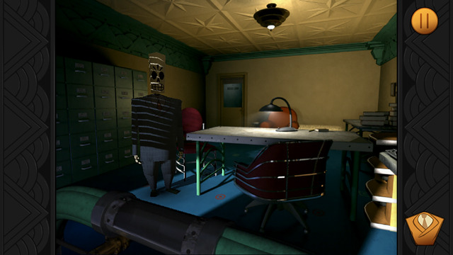 Grim Fandango Remastered iPhone iPad