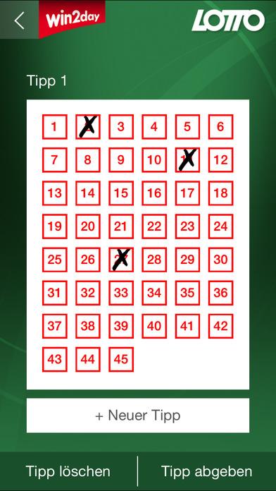 lotterien shaker