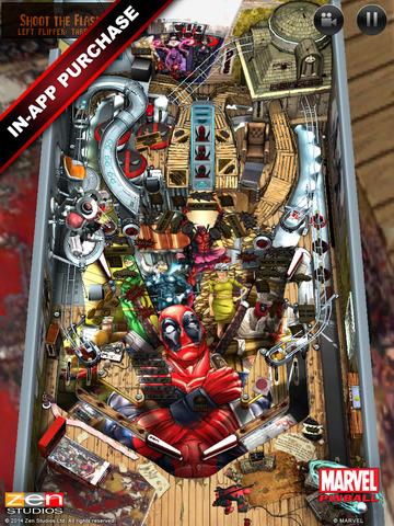 Marvel Pinball  Bild 5