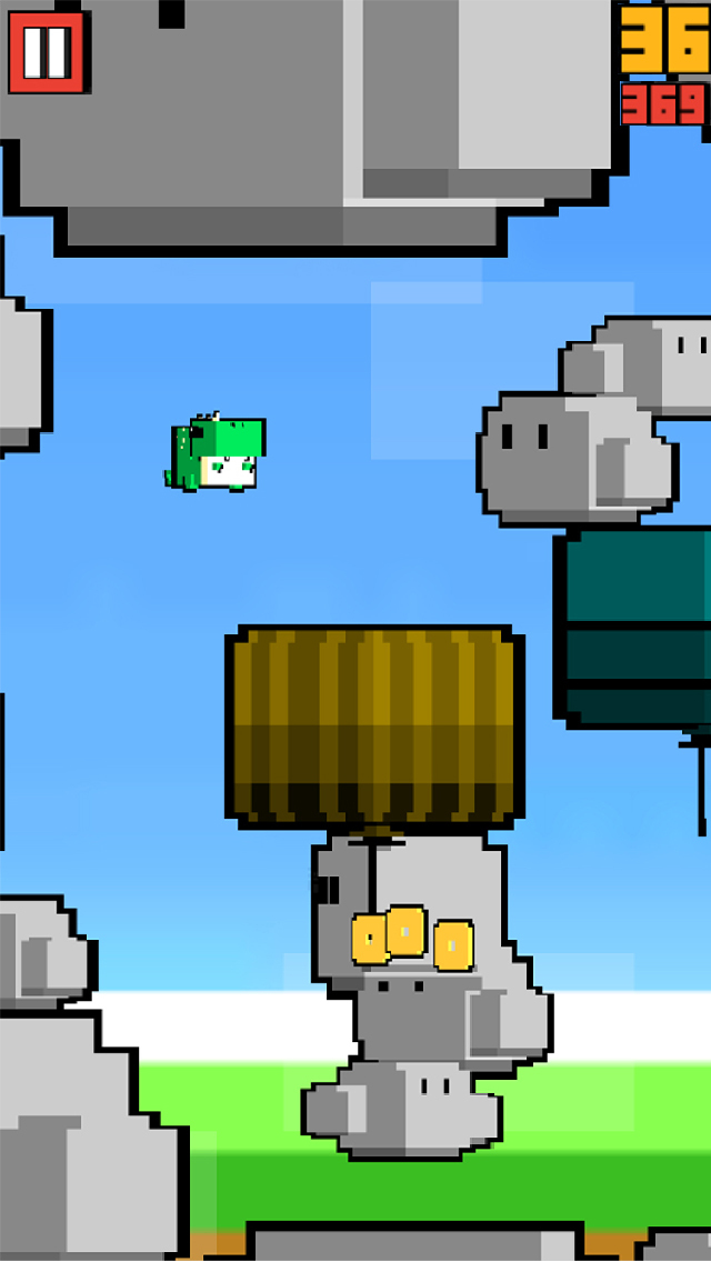 Cloud Critters iOS Screenshots