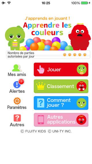 Apprendre les couleurs j 39 apprends en jouant u kids for Apprendre les multiplication en jouant