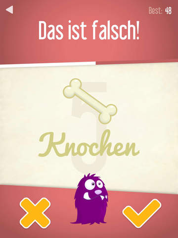 easy! Gehirnjogging Deluxe! iOS Screenshots