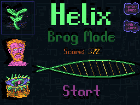 Helix iPhone iPad