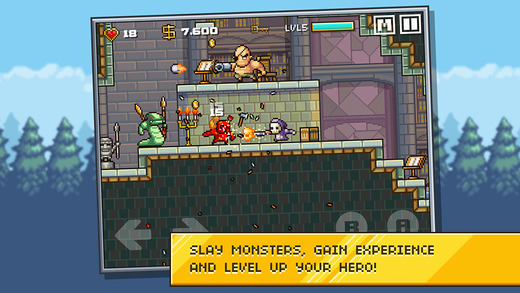 Devious Dungeon 2 iPhone iPad