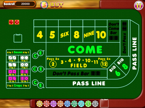 best online craps casino games twist login