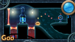 Goo Saga iOS Screenshots