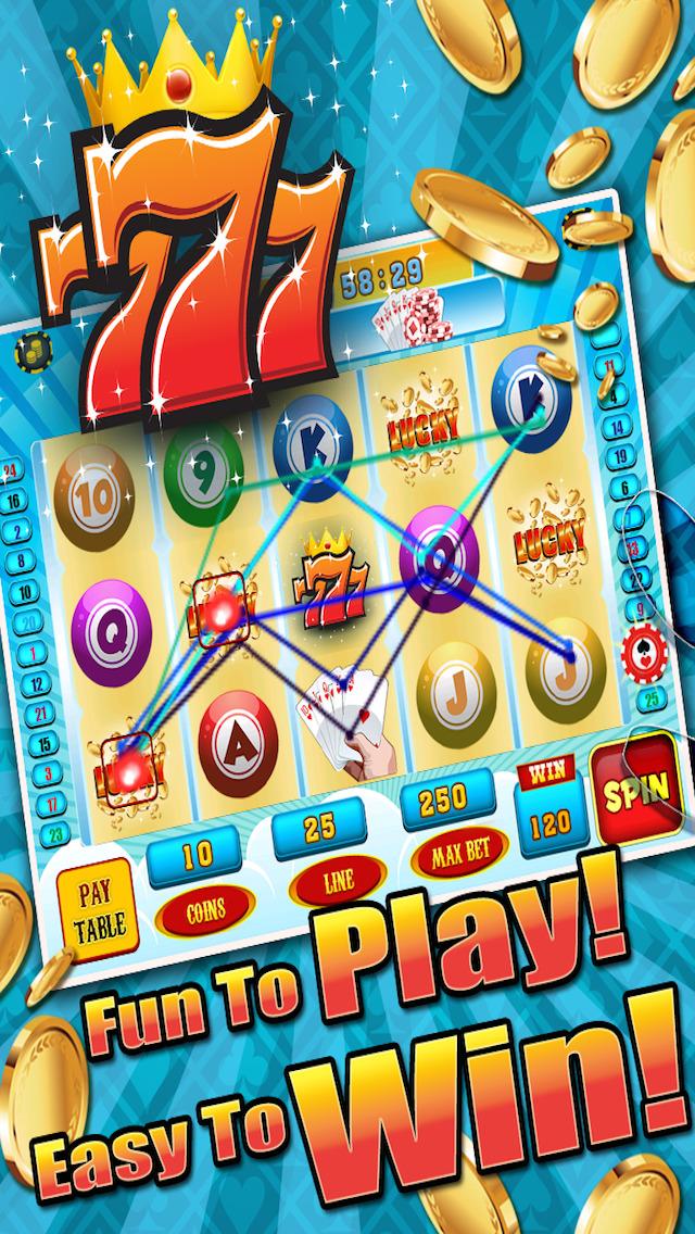 Bingo style slot machines bingo.galacasino