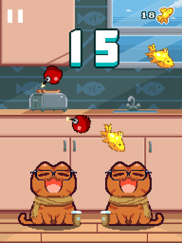 Nom Cat - Endloser Arcade Game Fressrausch iPhone