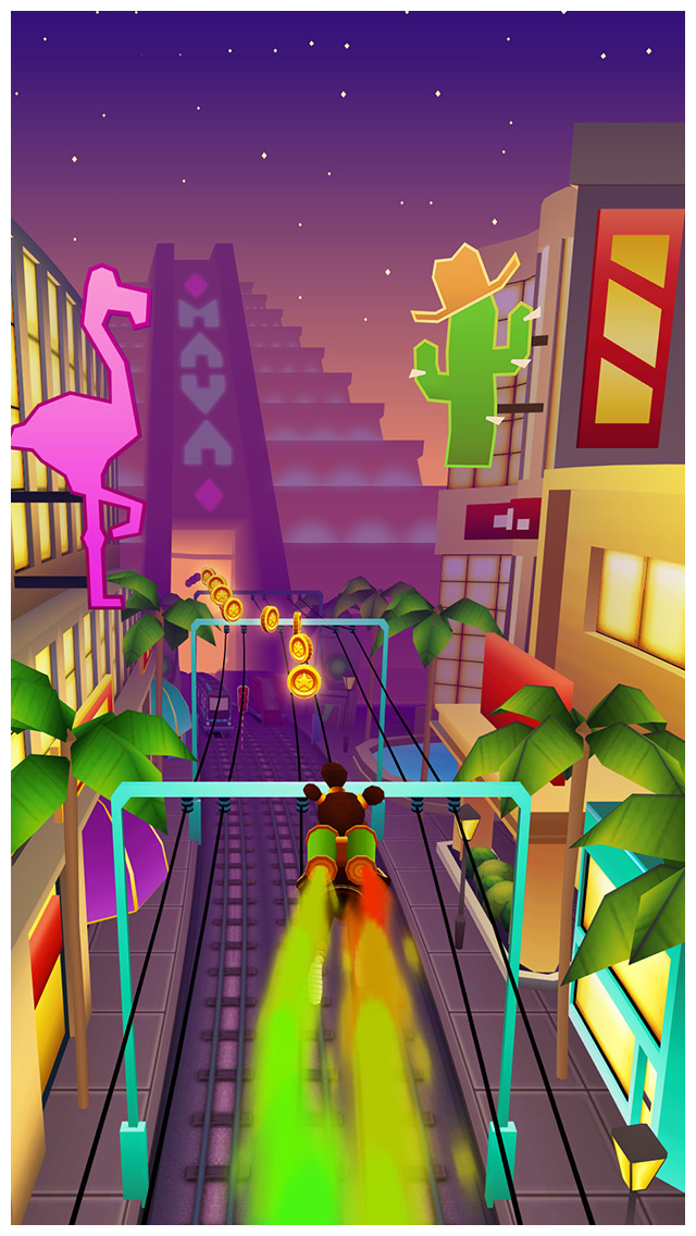 Screenshot 4 Subway Surfers