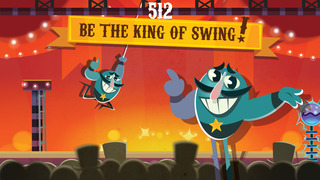 Swinging Stupendo iOS Screenshots