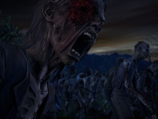 Screenshot 5 The Walking Dead: A New Frontier